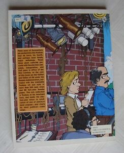 Doonesbury Dossier : The Reagan Years by G. B. Trudeau (1984, pa West Island Greater Montréal image 2
