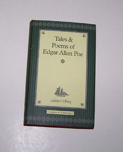 Tales & Poems of Edgar Allen Poe Book London Ontario image 1