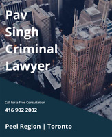 Criminal Lawyer | Pav Singh