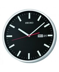 Seiko Wall Clock with Day & Date QXF104A-NEW