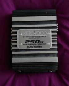 Kenwood KAC-529S amplifier