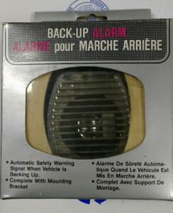 VEHICLE BACK UP ALARM NEW