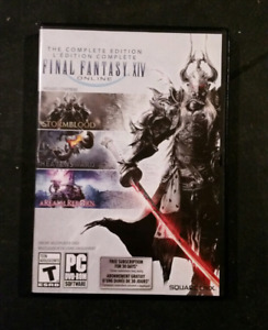 Final Fantasy XIV Complete Edition Online with Activation Code