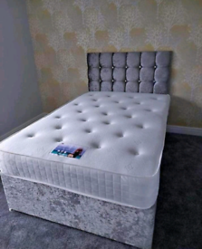 🔥Brand new divan bed sets!!FREE DELIVERY