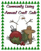 Community Living Georgina Craft Sale