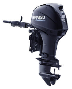 NEW 50hp Tohatsu Outboard (4 Stroke) at JS Prop (2017 Model)
