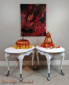 Refinished sids tables