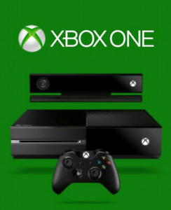 XBOX ONE  500gb    41 games     $300