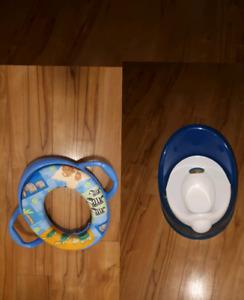Potty & Seat for Toilet