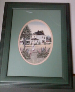 Catherine Karnes Munn Framed Print - Medium - 13 3/4 by 10 5/8