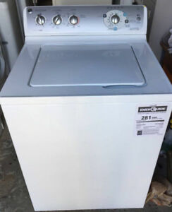 GE large capacity washer, Commercial Quality, 12 month warranty