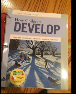 How children develop 4th edition loose leaf (binder included)