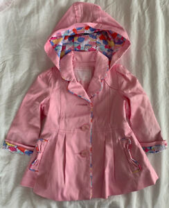 Spring jacket for baby girl size 9-12 months