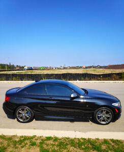 2015 BMW 2-Series M235i Coupe (2 door)