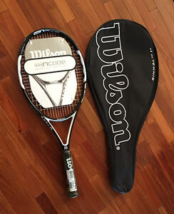 RARE! WILSON nCode N SIX-TWO OVERSIZE 113(R) 4-3/8 L3(T5776S3)