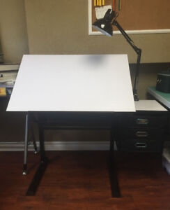 Drafting Table - Crafts Desk