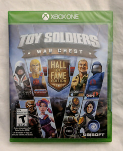 Toy Soldiers - War Chest Hall OF Fame Edition: Xbox One