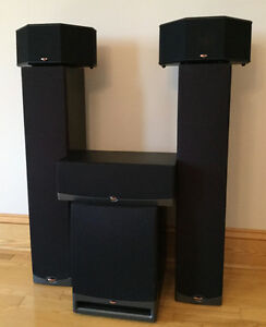Klipsch Home Theatre Speakers