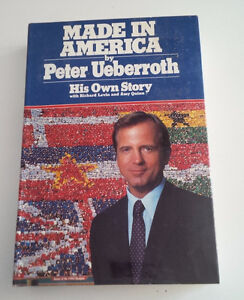 Made In America, by Peter Ueberroth, His Own Story, Olympics