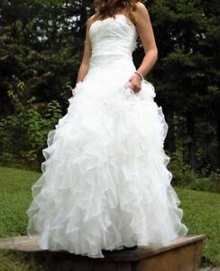 Robe de mariée ou bal