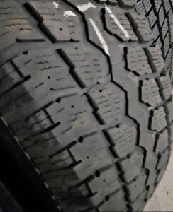 4 Toyota Tacoma(4x4 V6) snow tires and rims in good shape.