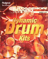 Roland SRX-01 Dynamic Drum Kit
