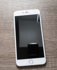 iPhone 6+ plus 64gb with brand new battery and cases