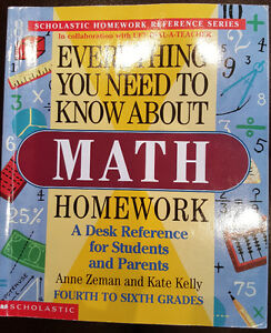 Scholastic HOMEWORK & SCIENCE PROJECTS
