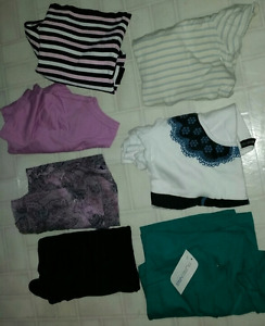 Ladies T-shirts. ..Size Medium