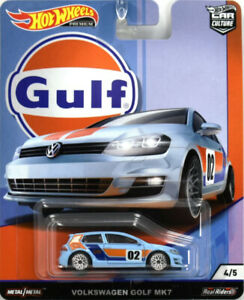 Hot Wheels Car Culture VW Gulf