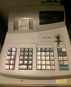 ELECTRIC CASH REGISTER