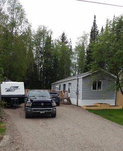 Immaculate 2008 Manufactured Home 0.25 acre lot w/new shed