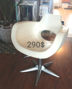 Chaise coiffure