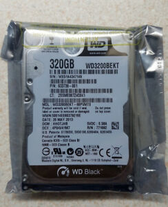 320GB New - Laptop/Notebook Hard Drive SATA HDD