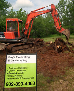 Ray's Excavating and Landscaping