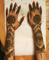 Bridal Henna / Mehendi in Brampton and Mississauga