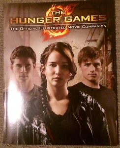 Hunger Games Official Illustrated Movie Companion Book