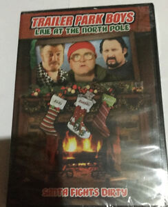 Trailer park boys DVD brand new in plastic