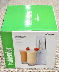 Brand New ISAGENIX® Isablender Smoothie/ Blender Kit