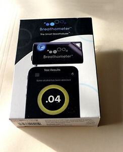 Breathometer - Test Alcohol Level with Your Smartphone *New*