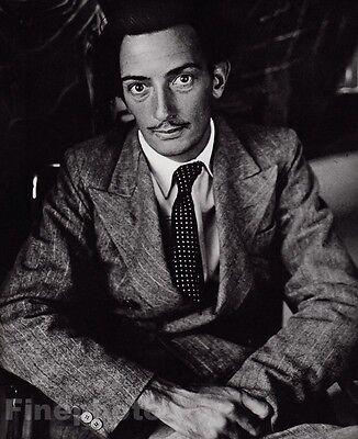 1933/68 Vintage SALVADOR DALI Surrealist Painter Spain 11x14 Photo Art ~ BRASSAI
