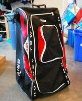 Hockey Bag  Stand up Grit Chicago Red