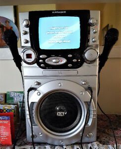 Karaoke Machine & Karaoke CD's