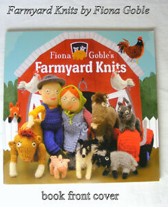 FARMYARD KNITS, learn to knit + kids' storybook