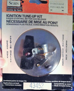 Ignition Points for Honda and Datun of the 1970  NOS Sears Item