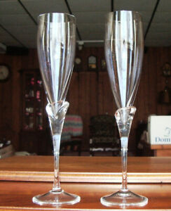 ROSENTHAL CALICE 9 5/8 INCH 6 0Z. CHAMPAGNE FLUTES