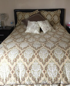 Queen bedding or bed sets