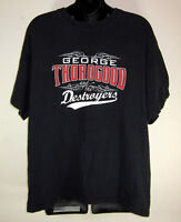 George Thorogood One Bourbon, One Scotch & One Beer TShirt Large