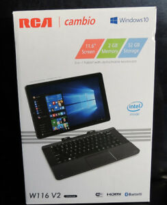 12 inch Windows 10 , Tablet / Notebook with Wi-Fi , Bluetooth ,