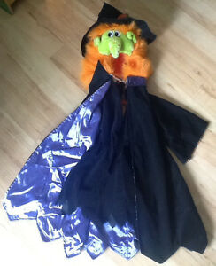 Witch Costume size small kids
